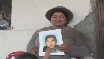 Más de 200 ecuatorianos desaparecidos en México