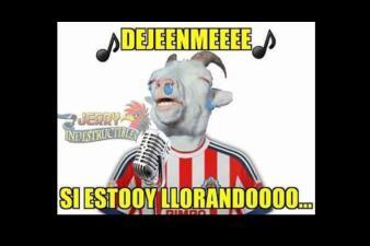 Los memes no perdonaron el Guadalajara vs. América