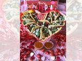 Tacos de corazón: una idea para enamorar en este Día de San Valentín