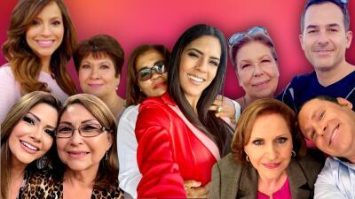 Los conductores de Despierta América celebran a sus mamás con estos tiernos mensajes