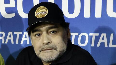 """Maradona arremete contra la selección de su país y sentencia: """"Así, argentina no va a ganar la Copa América"""""""