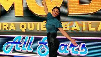 Chiqui Delgado llegó bromeando para hacer un gran anuncio sobre Mira Quién Baila All Stars