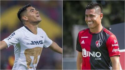 Pumas vs. Atlas: encuentro de necesidades en la jornada tres del Clausura 2019