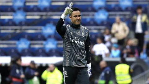 Keylor Navas le diría adiós al Real Madrid después de cinco años y 12 títulos con el club