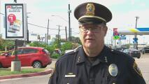 Oficial de San Antonio deja sin vida a presunto sospechoso armado al norte de la ciudad