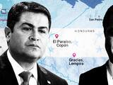Fiscales presentan nuevas acusaciones de narcotráfico contra el presidente de Honduras