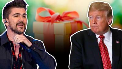 Juanes estrena 'La Plata' y de paso revela qué le regalaría al presidente Donald Trump