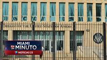 'Miami en un Minuto': EEUU cancela entrevistas de visado en Cuba y no devolverá dinero