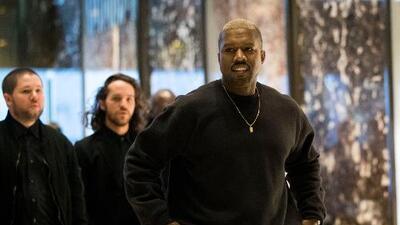 """Kanye West asegura en televisión que 400 años de esclavitud """"fueron una elección"""""""