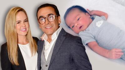 Adal Ramones dejará en México a su bebé de solo 3 meses para dedicarle tiempo a alguien más