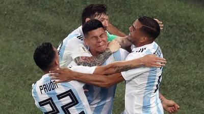 Resumen de la sufrida victoria de Argentina sobre Nigeria en el Mundial