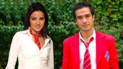 Maite Perroni y Poncho Herrera se reencontraron y enviaron amorosos mensajes a 15 años del estreno de 'Rebelde'