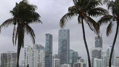 Probabilidad de chubascos para este miércoles en Miami