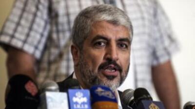 Líder de Hamas condiciona tregua humanitaria en la Franja de Gaza