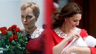 Comparan a Kate Middleton con una madre paranoica que tuvo un hijo de Satanás (too far?)