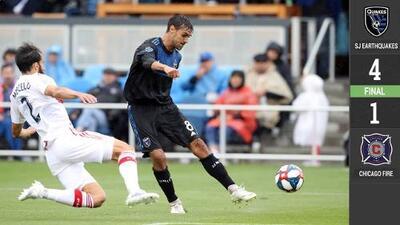 ¡Wondo, nuevo 'Rey del Gol' en la MLS! Con épico 'póker' superó a Donovan en goleada de Quakes