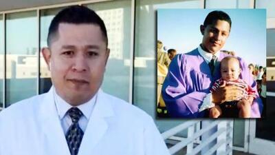 De pandillero a médico cirujano: la historia de superación de un mexicano que desea ayudar y ser ejemplo de lucha
