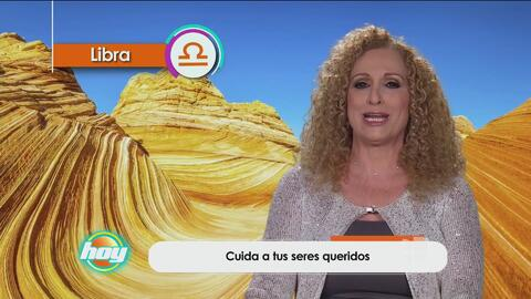Mizada Libra 26 de abril de 2016