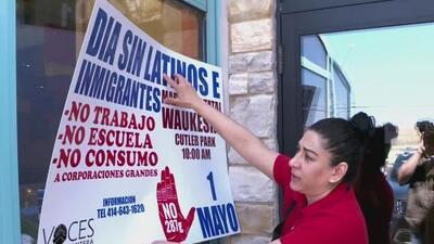 En Wisconsin se unen a un nuevo día sin latinos e inmigrantes, que esta vez será el primero de mayo