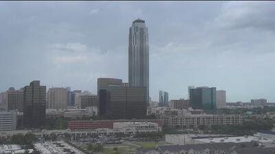 Bastante calor y algunas lluvias leves en la tarde le esperan a Houston este domingo