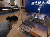 China logra aterrizar una nave espacial en la superficie de Marte por primera vez