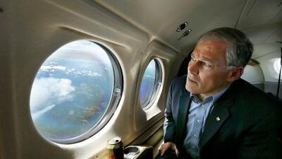 El gobernador de Washington se lanza a la campaña presidencial con el cambio climático como tema central