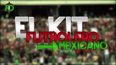Productos RD te sorprende con el kit futbolero mexicano