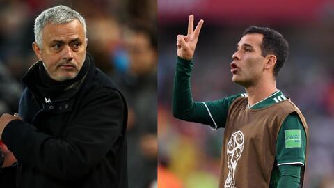 """Mourinho criticó a Rafa Márquez: """"No tiene velocidad"""""""