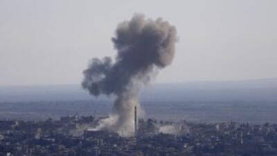 El Ejército israelí derriba un avión sirio