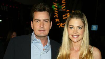 Denise Richards demanda a su exmarido Charlie Sheen por echarle de casa