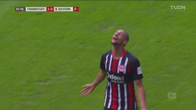¡Ya les marcaron el segundo! Sow supera a Neuer con asociación