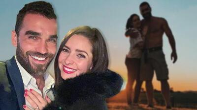 """Ariadne Díaz habla de su """"guapo"""" y """"varonil"""" prometido Marcus Ornellas, pero aclara que tiene un defecto"""