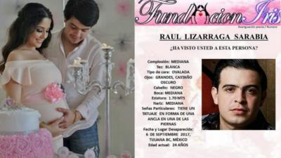 """""""Pronto estaré junto a ti para ver nacer a nuestra princesa"""": El último mensaje de Raúl Lizárraga a su novia"""