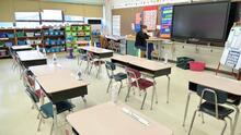 Renuncias de maestros en algunos distritos escolares de Houston han aumentado más del 100%