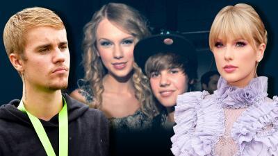 Justin Bieber quiere fumar la pipa de la paz con Taylor Swift tras escándalo con su mánager
