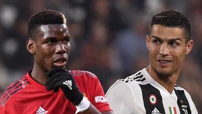 Man. United vs Juventus: Cristiano regresa a Old Trafford y Pogba enfrenta a su exequipo