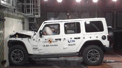 Esta popular camioneta recibió puntaje mínimo en prueba de choque frontal