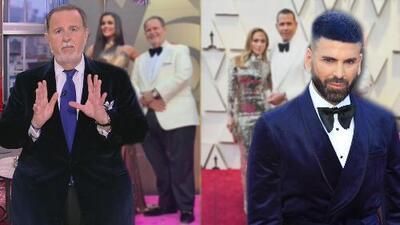 El Gordo se desquitó por las críticas de Jomari: así presumió que A-Rod usó su traje de PLN para los Oscar