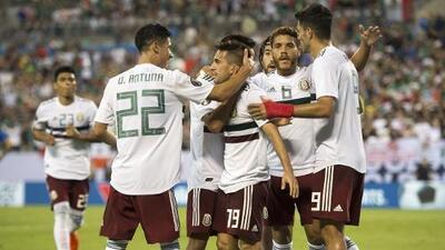 Los 9 puntos no son la norma: México tuvo su mejor fase de grupos desde 2011