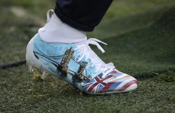 Londres bajo el 'fuego' de la NFL: el colorido del fútbol americano en Wembley