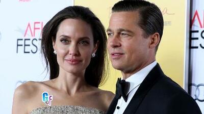 Se dice que Brad Pitt y Angelina Jolie están al borde del divorcio