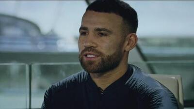 En Exclusiva: Nicolás Otamendi, los sacrificios de un guerrero del Manchester City