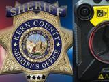 Agentes del alguacil de Kern usarán cámaras corporales a partir de agosto