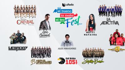 El Bueno, La Mala y El Feo Fest 2019