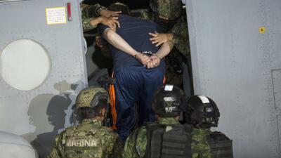 """La Marina, el cuerpo de élite mexicano que atrapó a """"El Chapo"""""""