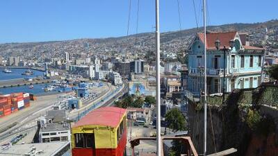Valparaíso, el patrimonio chileno en eterna crisis