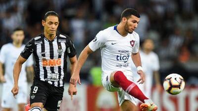 A falta de exámenes médicos, Juan Escobar será nuevo jugador del Cruz Azul