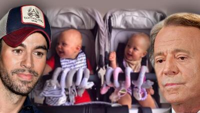 Para Julio Iglesias, el hijo de Enrique no se parece a su familia