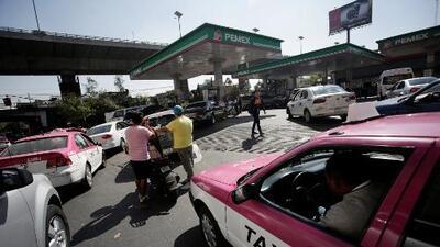 Reina el caos en México por la escasez de gasolina