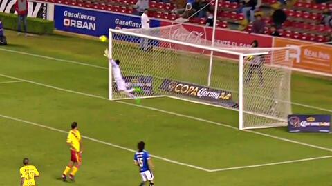 Asombrosos remates desde larga distancia engalanan el top 5 de goles de la Copa MX